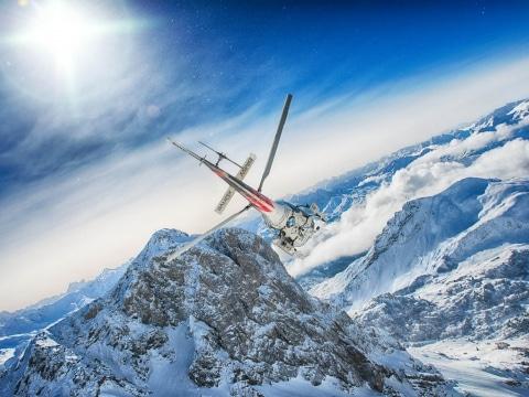 Heliskiing am Arlberg (c) Wucher Helikopter.jpg